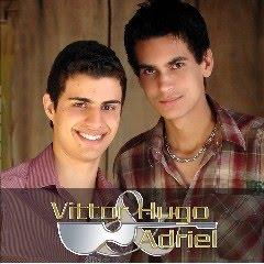 Download CD Vittor Hugo e Adriel   Vol. 1 2009