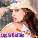 Download CD Sertanejo Bom de Dança – 100% Bailão Sertanejo 2009