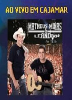 Download cd Matheus Minas e Leandro - Ao Vivo em Cajamar