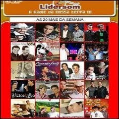 Download CD As 20 Mais da Semana Lidersom Fm 2010