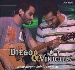CD Diego e Vinícius   Não vou Voltar Atraz